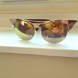 Quay Australia Mirrored Sunnies